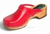 H.T. Clogs Standard Rot
